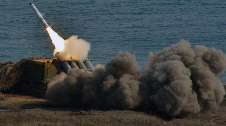 El sistema de defensa costera Bal, de la Armada de Rusia. (Foto: Sputnik)