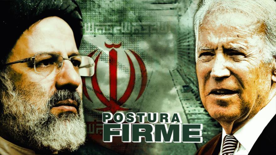 Detrás de la Razón: Postura firme del presidente electo de Irán