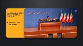 PoliMedios: No rotundo: Irán jamás dialoga con EEUU