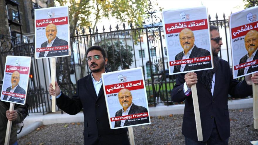 NYT: Agentes asesinos de Khashoggi fueron capacitados en EEUU | HISPANTV