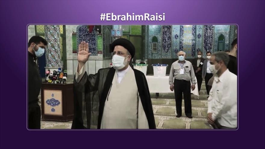 Etiquetaje: Reacciones a la elección de Seyed Ebrahim Raisi en Irán