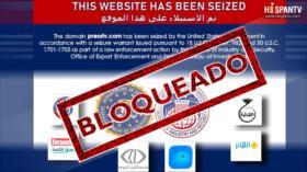 Irán: Bloqueo de sitios por EEUU es violación sistemática de libertad