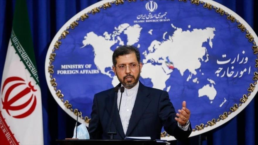 """Irán denuncia """"vergonzosa"""" medida de EEUU en bloquear sitios"""