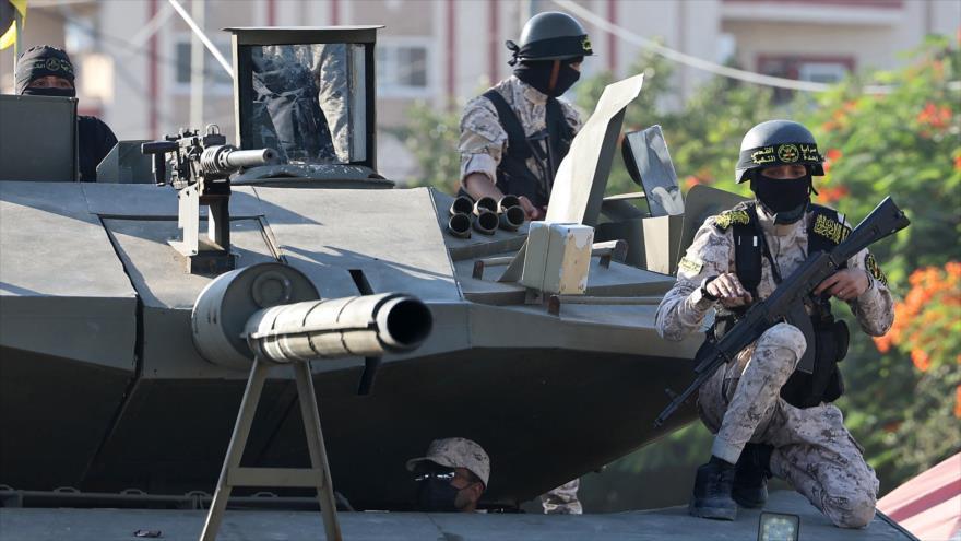 Yihad Islámica: Resistencia está comprometida a romper asedio de Gaza