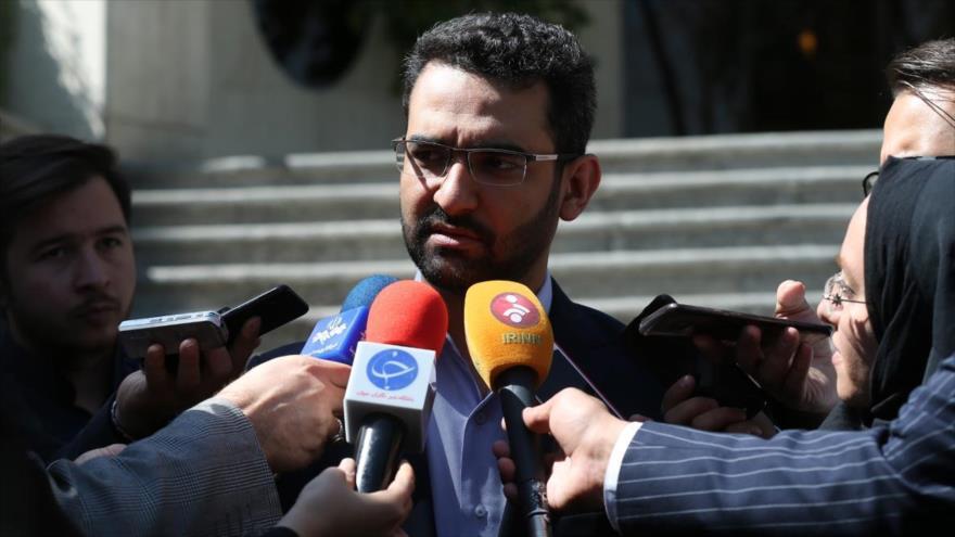 'EEUU bloquea sitios de Irán y Resistencia por su desesperación'