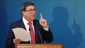 Cuba: EEUU asumió la COVID-19 como aliado en su guerra contra isla