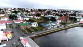 Síntesis: Las islas Malvinas; disputa anglo-argentina