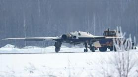 Rusia planea probar su dron de ataque pesado Okhotnik en Siria