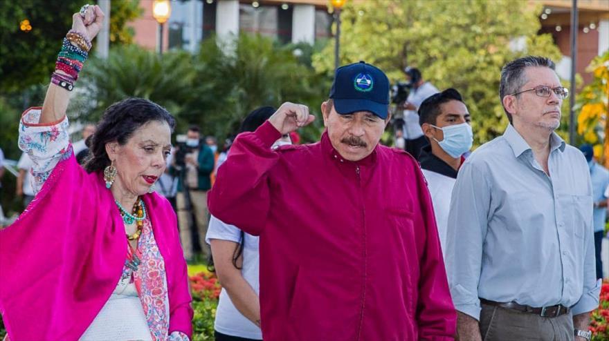 Ortega: Opositores detenidos son agentes desestabilizadores de EEUU | HISPANTV