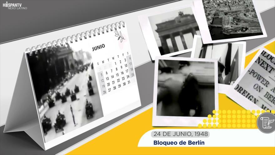 Esta semana en la historia: Bloqueo de Berlín