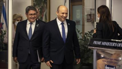 Honduras traslada oficialmente su embajada de Tel Aviv a Al-Quds