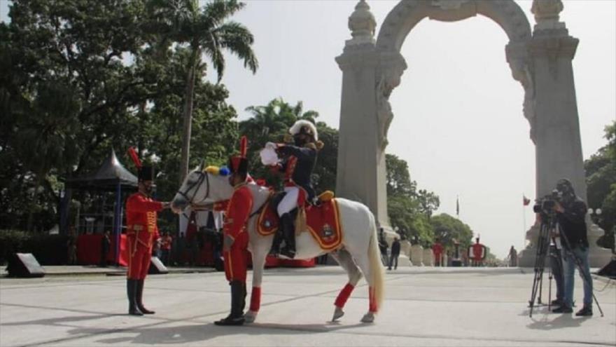 Venezuela celebra bicentenario de la Batalla de Carabobo
