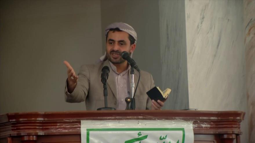 Abdul Wahab al-Mahbashi, miembro del Consejo Político Supremo de Yemen.