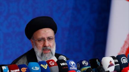 Raisi: Irán prioriza a sus vecinos y la seguridad colectiva