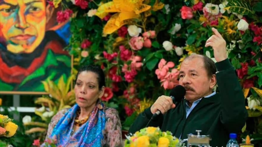 Ortega aclara por qué opositores detenidos no pueden ser liberados