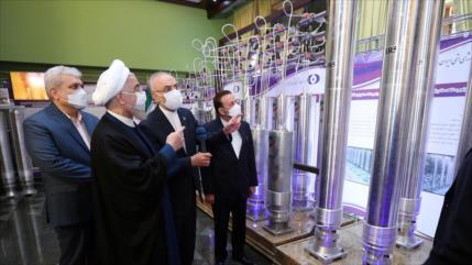 """""""Reacción de Irán será más dura si EEUU sale de un pacto reavivado"""""""