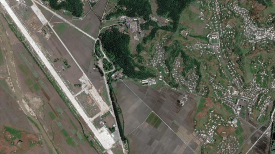 Fotos: Pyongyang moderniza base aérea para albergar aviones armados | HISPANTV
