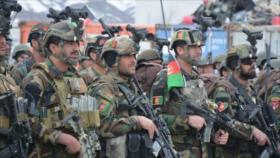 Ejército afgano promete: No dejaremos a talibán controlar el país