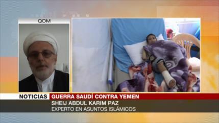 """""""Comunidad internacional le permite a Riad seguir sus agresiones"""""""