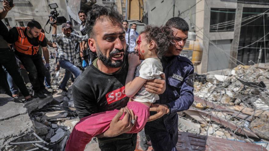 Palestina llama al mundo a sancionar a Israel por sus crímenes | HISPANTV