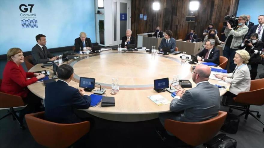 "Rusia ve ""totalitarismo liberal"" en postura anti-China de Occidente   HISPANTV"