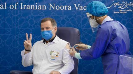 Cuerpo de Guardianes de Irán lanza su propia vacuna anti-COVID-19
