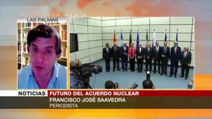 Saavedra: Lobby israelí no deja a EEUU volver al acuerdo nuclear