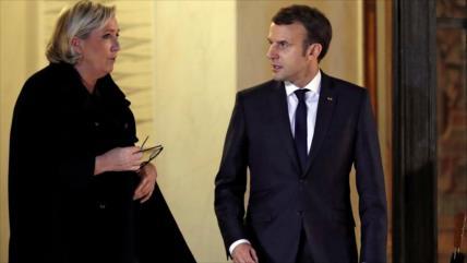 Duro revés para Macron y Le Pen en comicios regionales de Francia