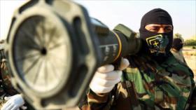 """Fuerzas populares de Irak a EEUU: """"Cazas hostiles"""", en la mira"""