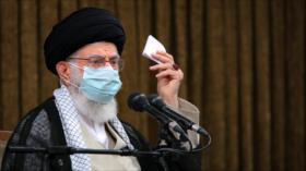 Líder de Irán elogia presencia épica de los iraníes en elecciones