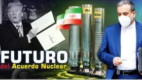 Detrás de la Razón: Irán reitera, EEUU no acciona, acuerdo nuclear en suspenso