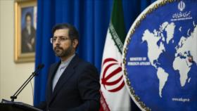 Irán: Bloqueo de sitios refleja franca desesperación de EEUU