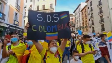 Dos meses de protestas e indignación contra Iván Duque en Colombia