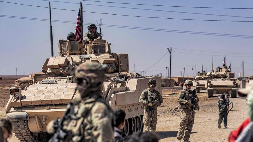 EEUU confirma ataque contra sus posiciones en Deir Ezzor, Siria | HISPANTV