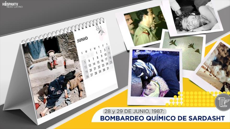 Esta semana en la historia: Bombardeo químico de Sardasht