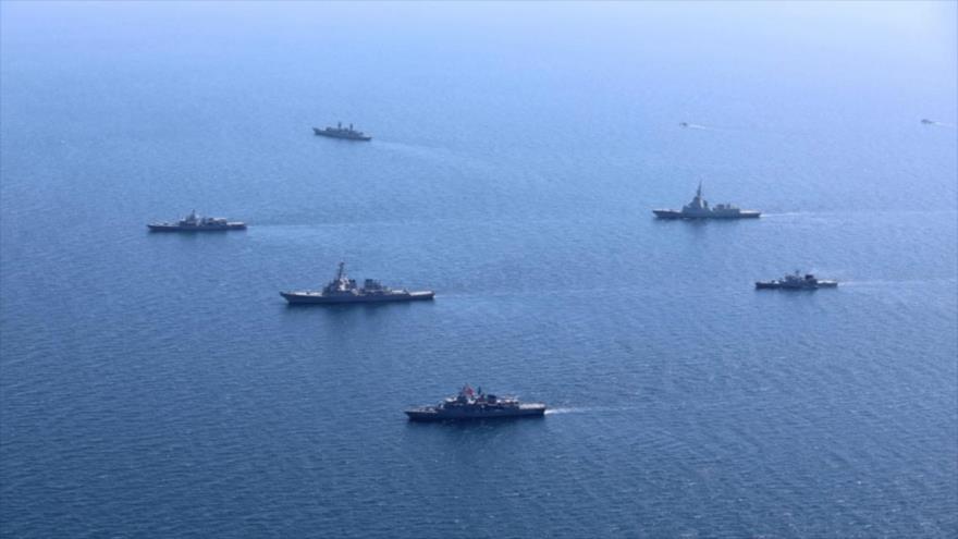Maniobra naval, ¿en tierra?: Rusia vigila con ojo avizor la OTAN | HISPANTV
