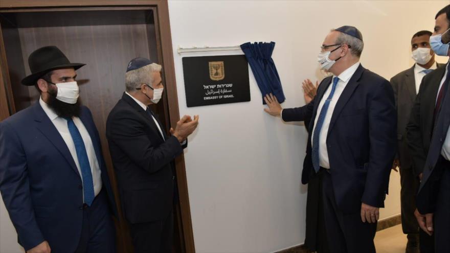 HAMAS arremete contra EAU por inauguración de embajada de Israel   HISPANTV