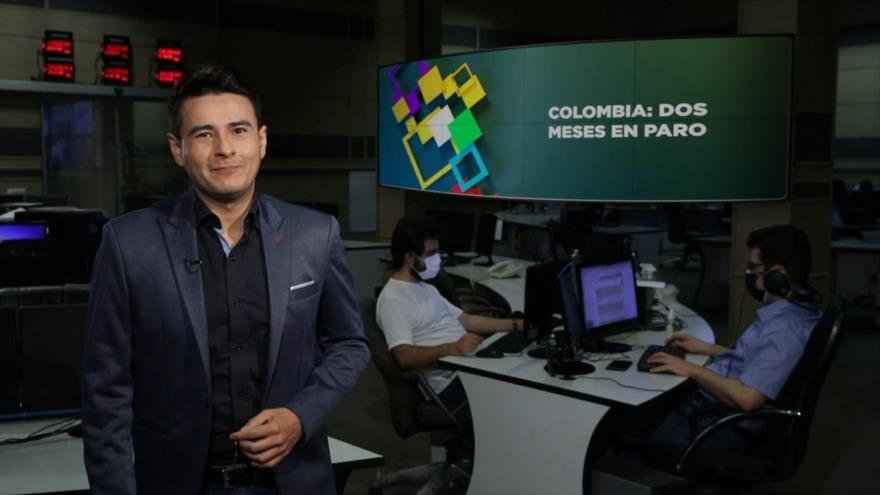 Buen día América Latina: Colombia; dos meses en paro