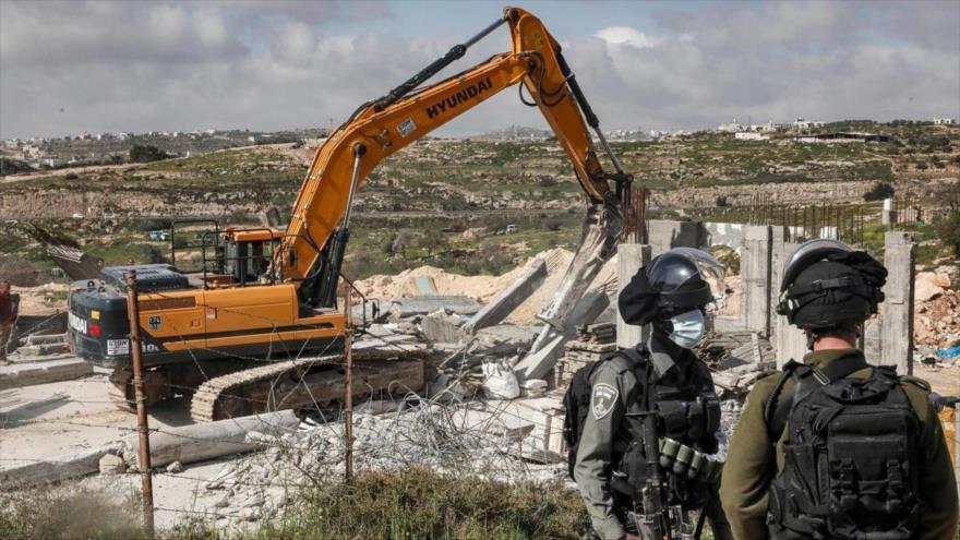 Palestina denuncia ante ONU: Israel demolió 72 edificios en 3 meses   HISPANTV
