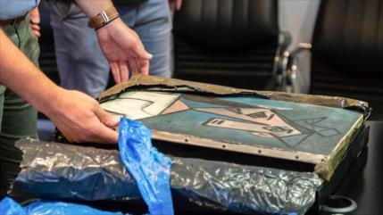 Encuentran 'Cabeza de mujer', cuadro de Picasso robado hace 9 años