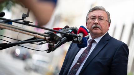"""Rusia advierte a la OTAN de poner a prueba sus """"líneas rojas"""""""