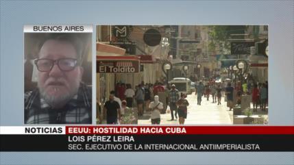 """Cuba nunca apoya terrorismo, sino merece Premio Nobel de la Paz"""