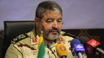Irán: Daesh usa armas químicas en Siria con luz verde de EEUU