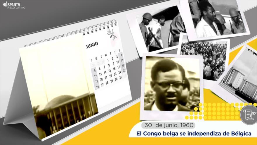 Esta semana en la historia: El Congo belga se independiza de Bélgica