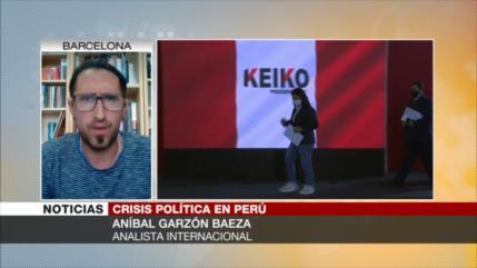 Baeza: Fujimoristas buscan crear caos en Perú