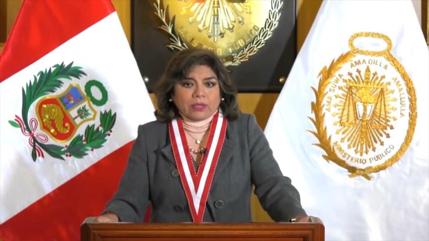 Perú en crisis por nombramiento de fiscal supremo en JNE