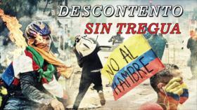 Detrás de la Razón: Descontento social sin tregua en Colombia