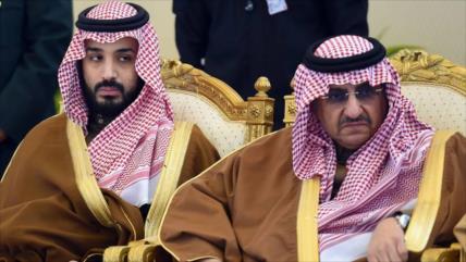 Torturas bajo Bin Salman; príncipe derrocado no puede caminar