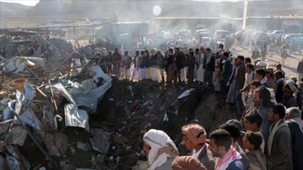 Nueva masacre saudí en Yemen: Al menos 20 bajas civiles en un día