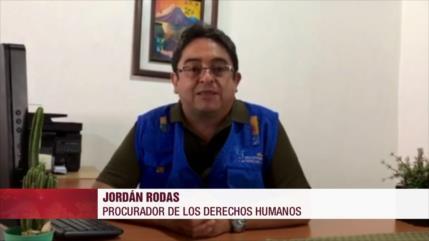 Denuncian a ministra de Guatemala por violar derechos universales
